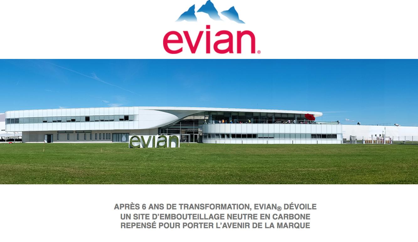 EVIAN-News