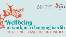 Wellbeing at work in a changing world
